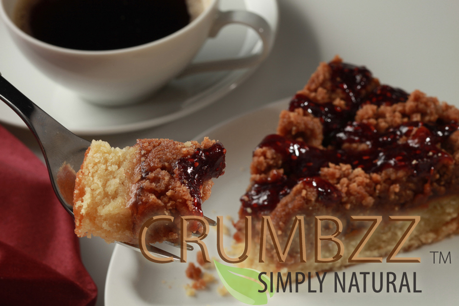 Crumbzz Bite, the best Crumb Cake in the World